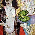 Un tableau de Léo-Vinh Beauvois