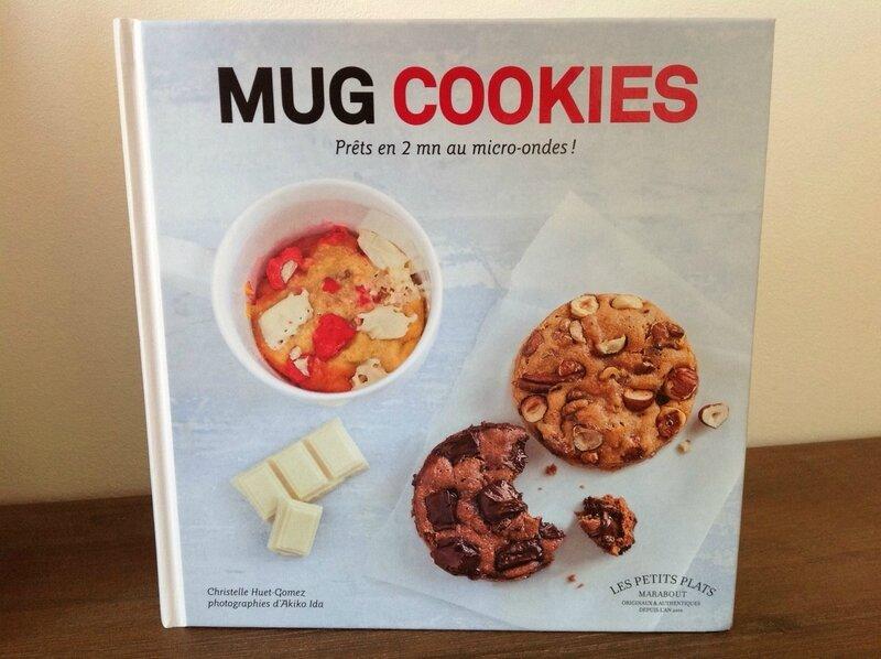 Mug cookies couverture