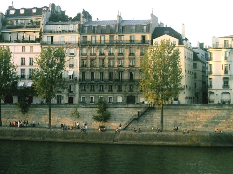 Les quais