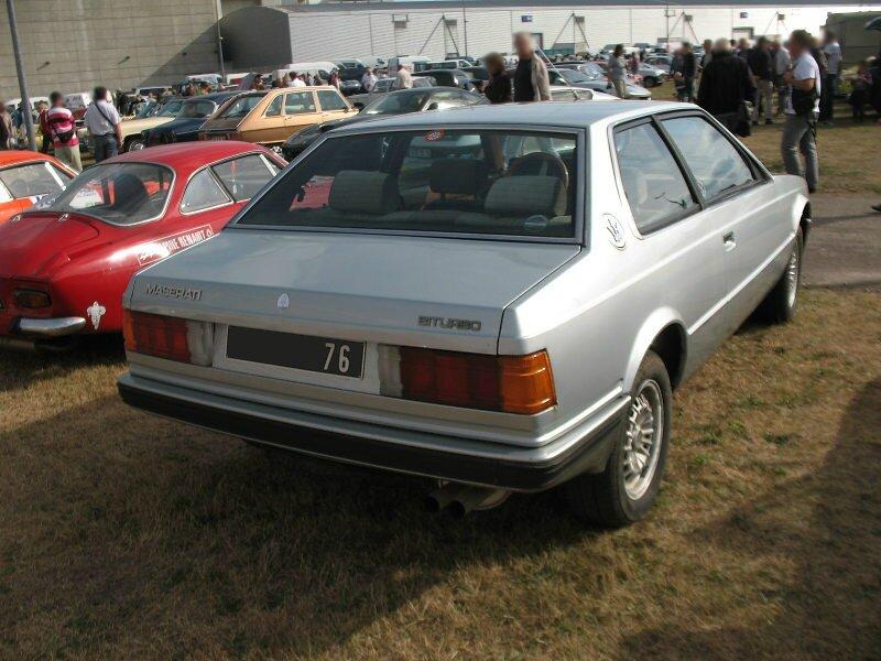 MaseratiBiturboar