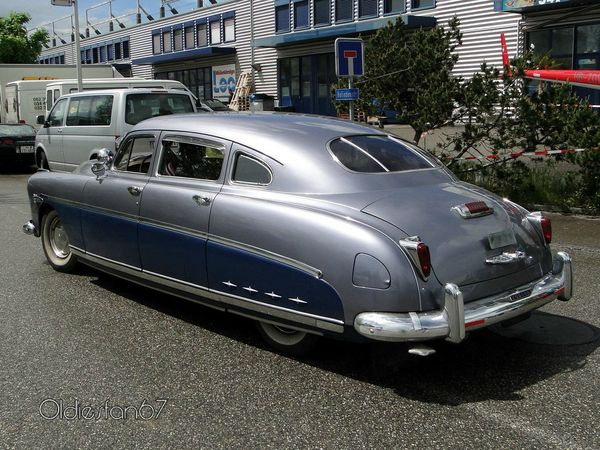 hudson commodore 8 4door sedan 1948 1949 c