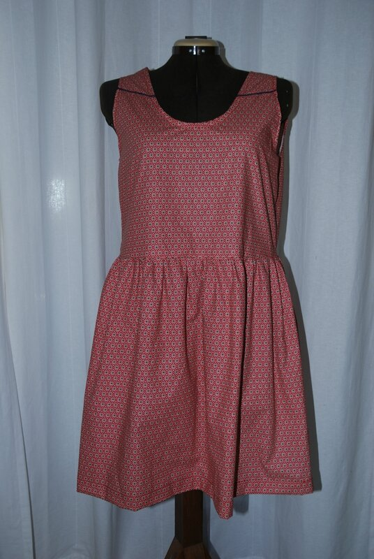 robe lucie 1