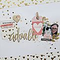 scrapbooking day swirlcards