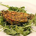Crab cakes comme sur la cte Ouest