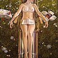 Chaise longue de Francine Van Hove