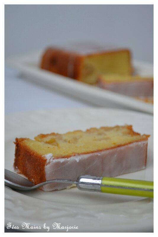 Gâteau nantais aux pommes
