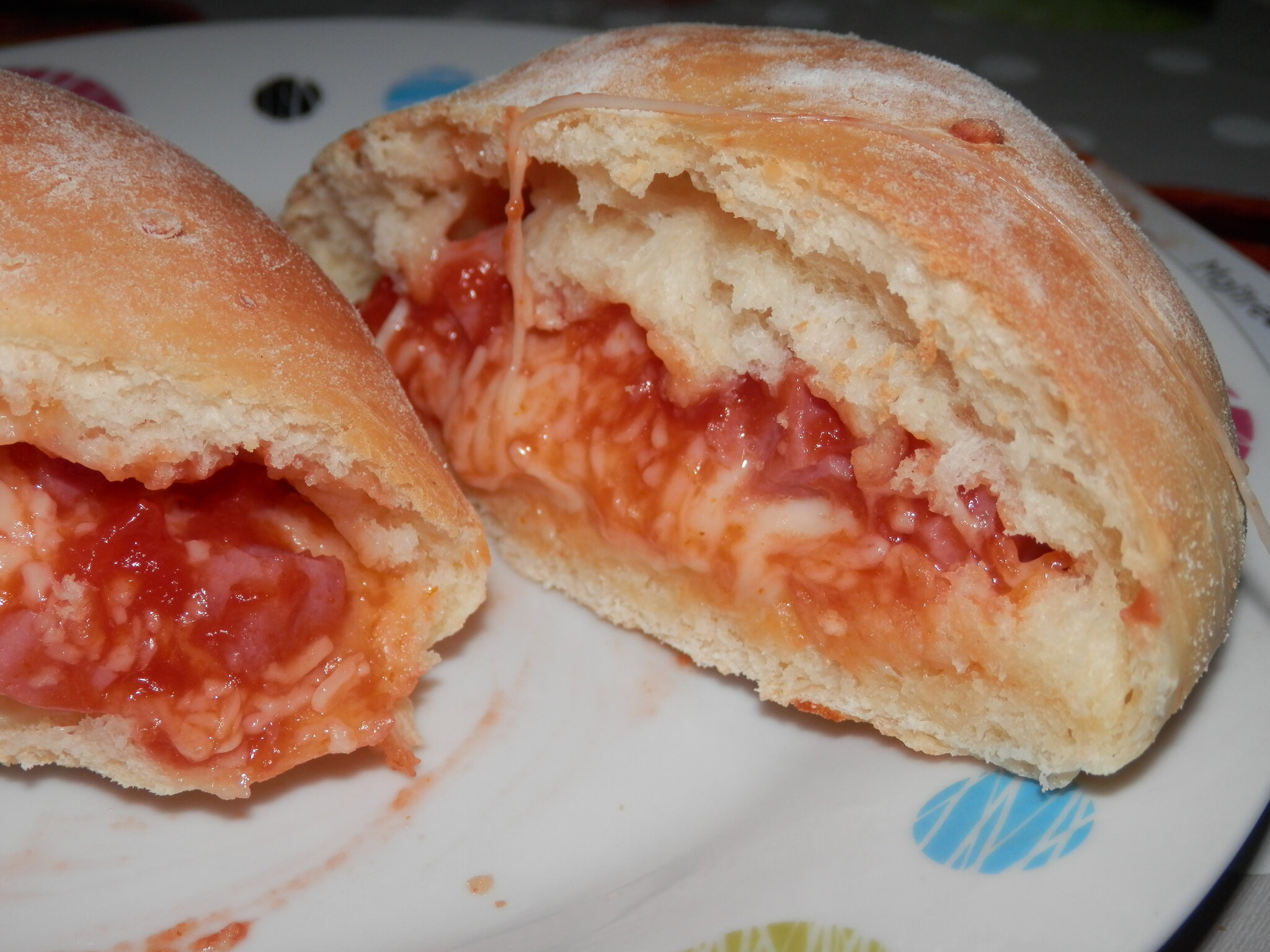 bun s jambon ketchup un amour de cuisine