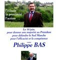 Profession de foi de philippe bas (ump)