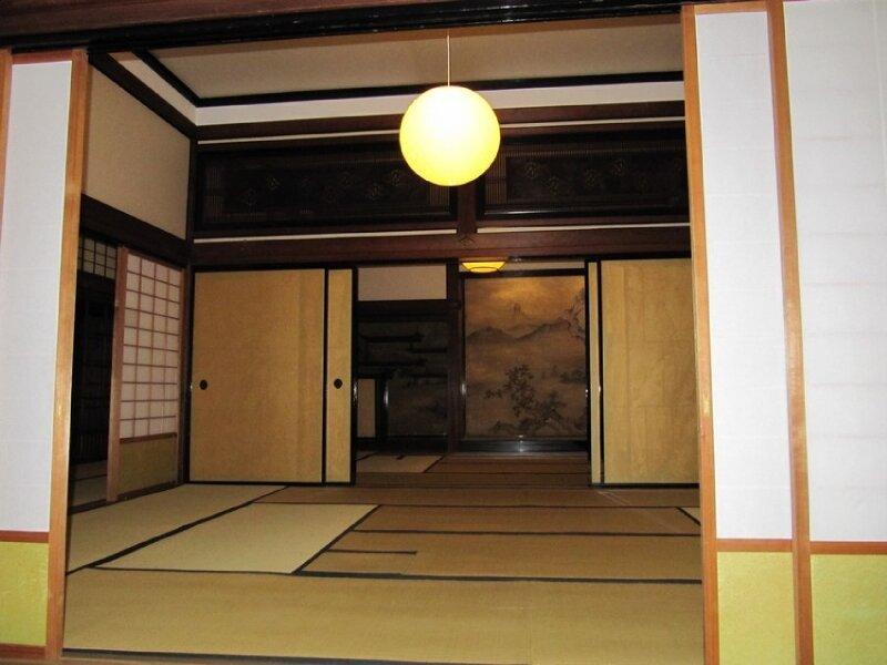 int rieur maison dans mus e de tokyo photo de architecture traditionnelle le voyage de. Black Bedroom Furniture Sets. Home Design Ideas