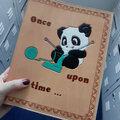 Classeur panda