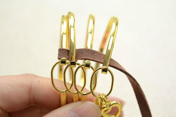Cool-Ways-to-Make-Stacked-4-in-1-Wide-Metal-Cuff-Bracelets-with-Suede-Cord-step2-2