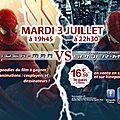 Avant première amazing spiderman demain au kinépolis !