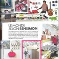BENSIMON ... Chez Charlotte & Serge