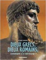 Dieux grecs dieux romains couv