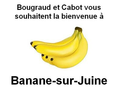 Banane Sur Juine