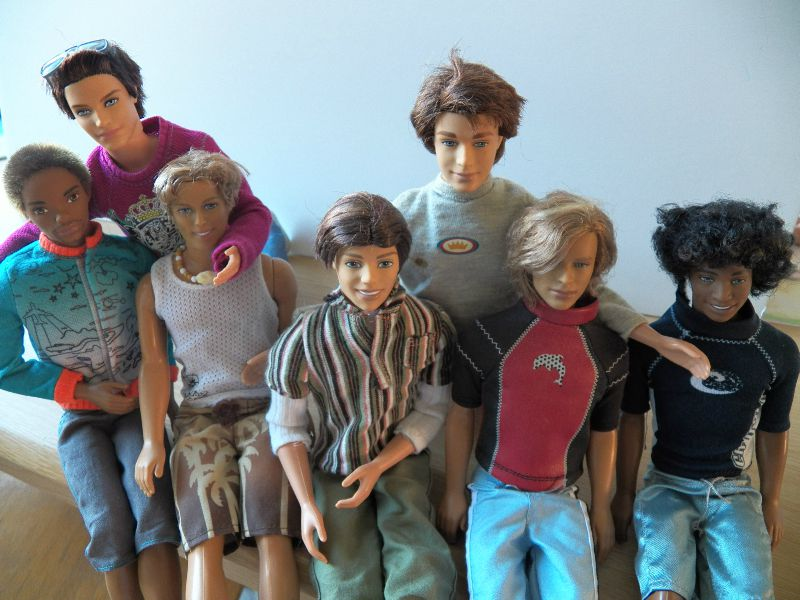 barbie :les ken