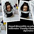 Snood Family Ghastlie Velours