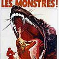 soudain les monstres