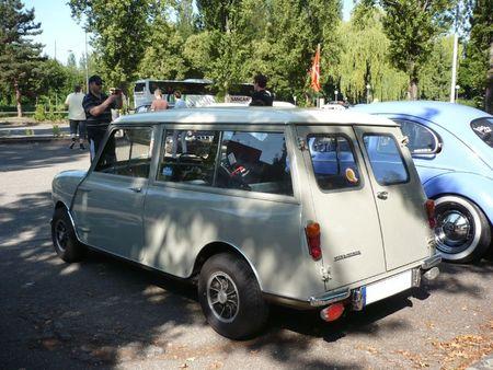 MORRIS Mini Minor Estate 1964 Strasbourg PMC (2)
