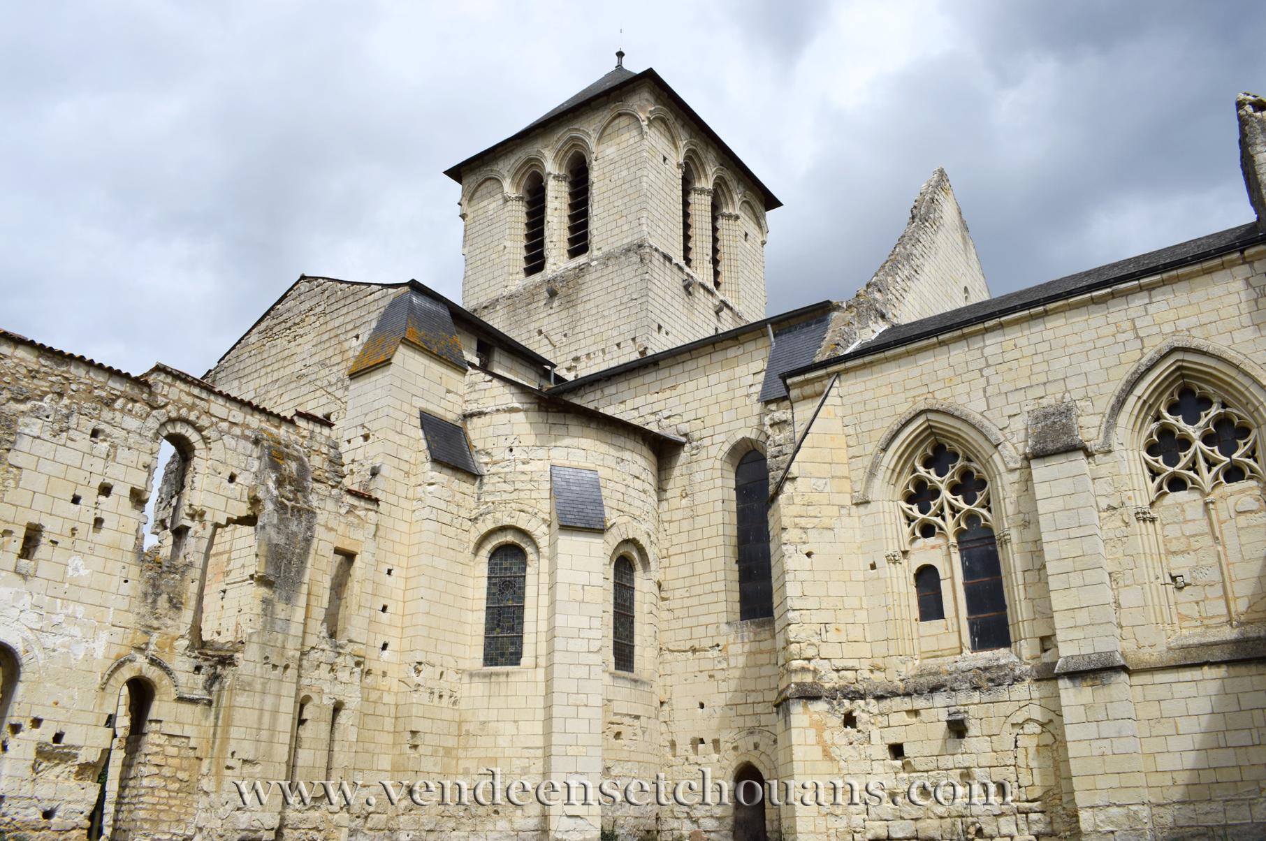 À la recherche des prisons au temps des Guerres de Vendée : Doué (1re partie)