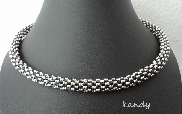 Schémas De Colliers En Perles Gratuits : Collier en perle de rocaille schema cool costume jewelry
