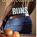 ** cover reveal ** buns by alice clayton