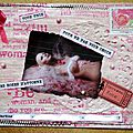 Mail art octobre