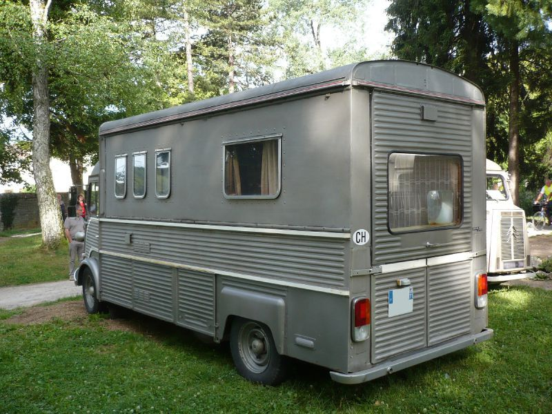 citro n hy camping car currus 1973 vroom vroom. Black Bedroom Furniture Sets. Home Design Ideas