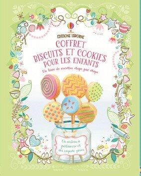 Coffret Biscuits et cookies pour les enfants