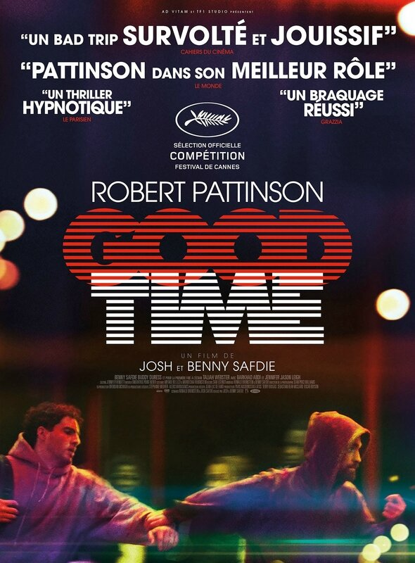 Good Time affiche