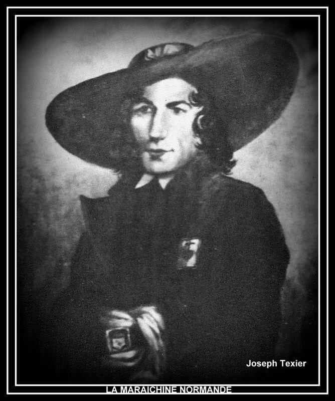 JOSEPH TEXIER
