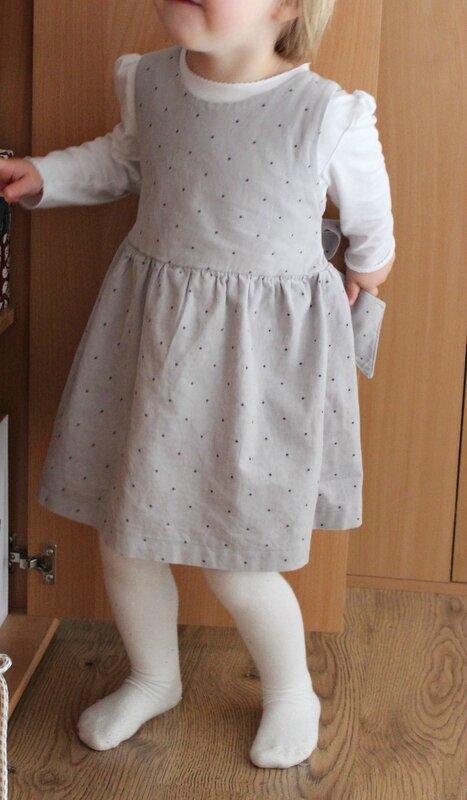 Robe vétheuil velours gris (8)