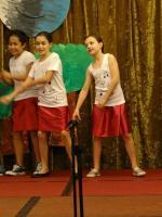 Marie danse