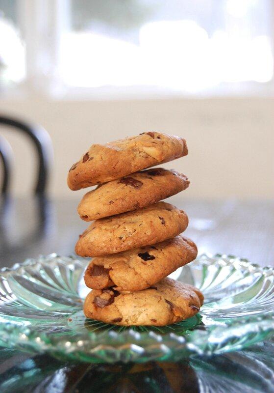 cookies empilés Ystad
