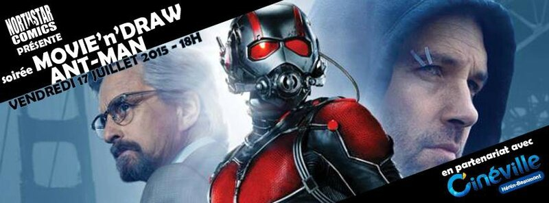 antman moviendraw