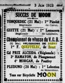 Ouest Eclair 1923 le 3 juin_2