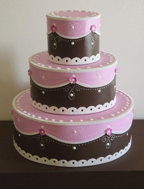 Mon gâteau est en carton, Acte 2... - KALIFRAGILI