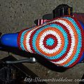 The serial crocheteuse # 94 où je m'assois ....