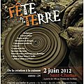 Fête de la Terre Seconde Edition 2012.