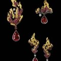 Jewellery theatre's fiery elements collection
