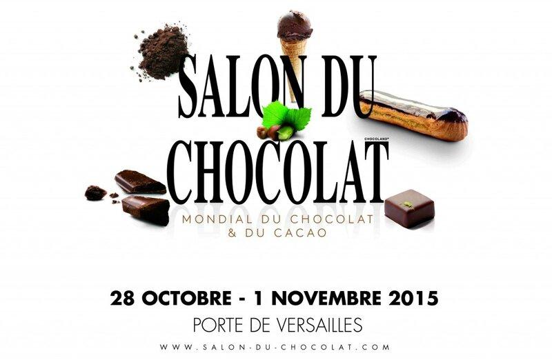 choco choco chocolat Salon 2015