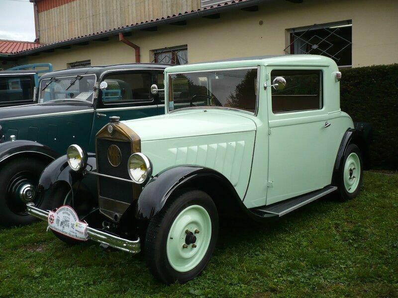 MATHIS type TY coupé 1933 Rustenhart (1)