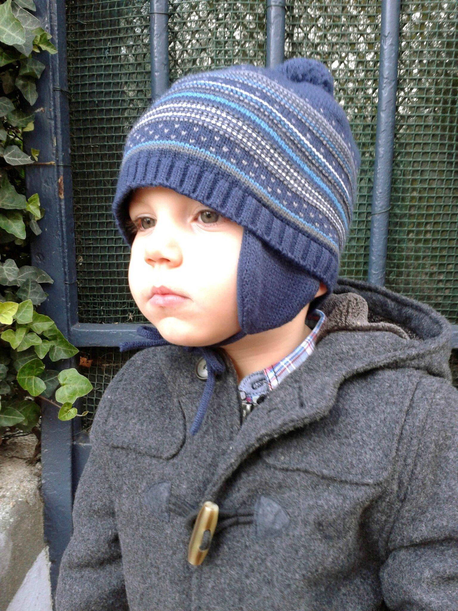 Fabuleux Look de petit garçon #2 - La page de vie de MlleOr SE52