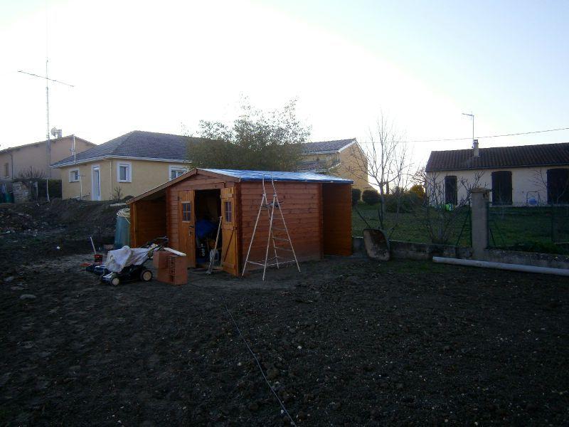 La Cabanne Au Fond Du Jardin 2 Notre Projet De
