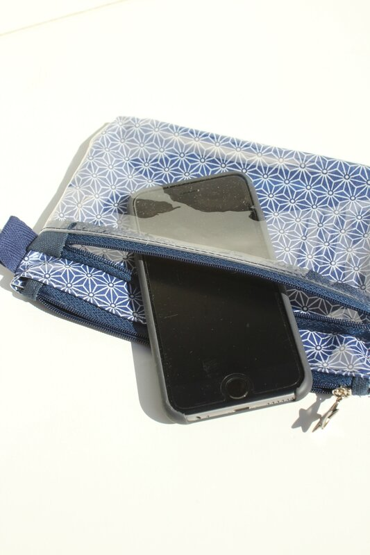 trousse iphone tactile