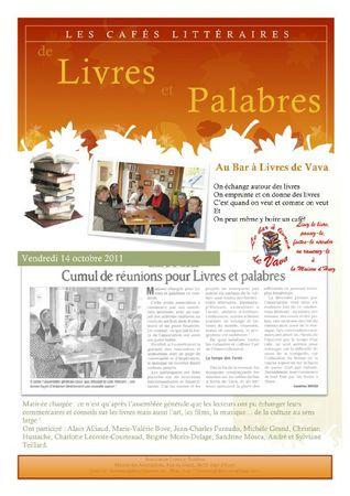 11-10-14 Café littéraire