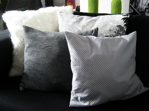 Coussin DIY Mlle Mirabelle