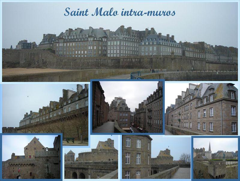 Saint Malo Ville Fortifi E Tourbillon Cr Atif