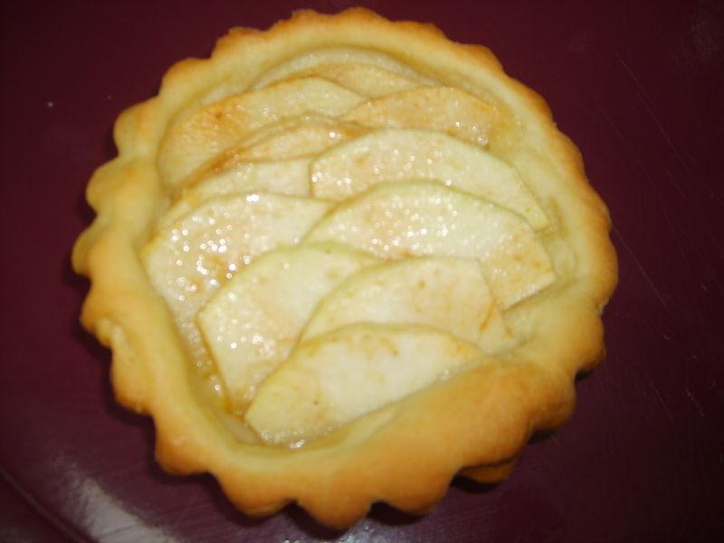 Tartelettes gourmandes aux pommes une fourmi dans la cuisine - Fourmis dans la cuisine ...