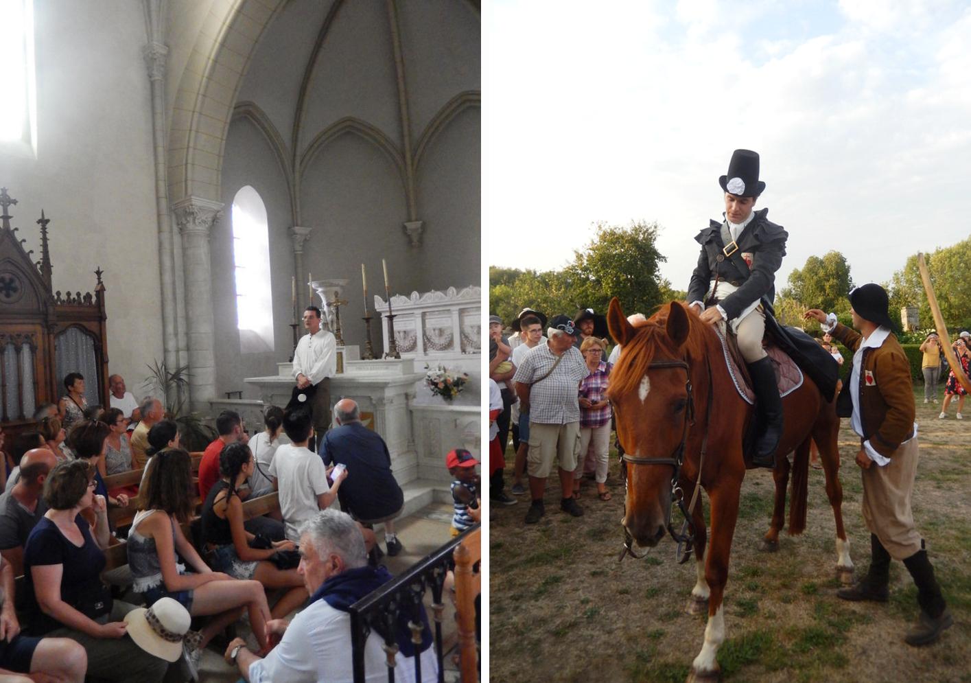 Henri de La Rochejaquelein mobilise plus de 200 personnes
